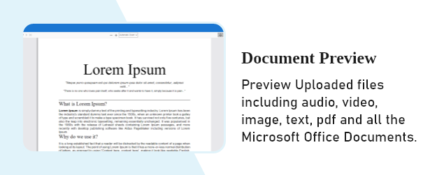 Pdf and Doc Viewer