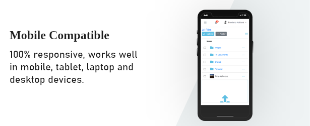 Mobile Compatible